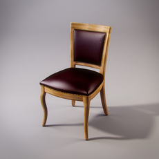 Custom Chair 06 3D Model