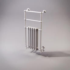 Devon Devon Armonia 3 towel holder 3D Model
