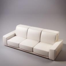 Polo Divani Glecine 3D Model