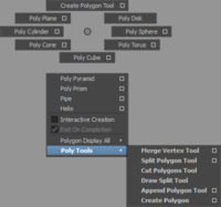 Free OTC Custom User Context Marking Menus for Maya 0.0.2 (maya plugin)