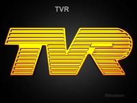 Tvr 3d Logo   3D Model