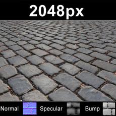 Paver Blocks 12 - Set