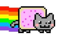 PRANK Nyan Cat :) auto-import + music! 1.0.0 for Maya (maya script)