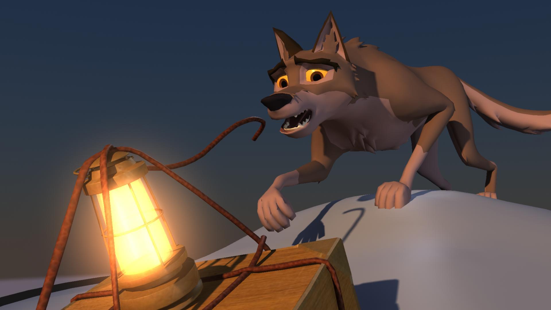 Wolfdog for Maya - Free Character Rigs Downloads for Maya