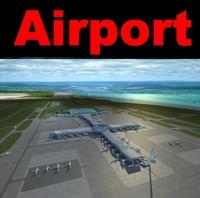 Airport 12 3D Model