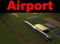 Airport 13 3D Model