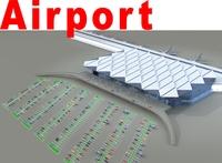 Airport 03 3D Model