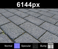 Paver Blocks 13 - High Res Set