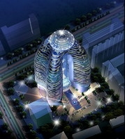 building 015 3D Model