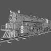 04 31 26 829 berkshire steam locomotive wf0000 4