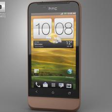 HTC One V 3D Model