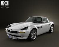 BMW Z8 (E52) 3D Model
