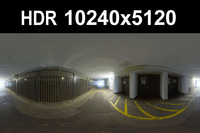 HDRI 110 Tunnel