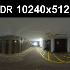 HDRI 110 Tunnel