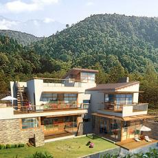 House 002 3D Model
