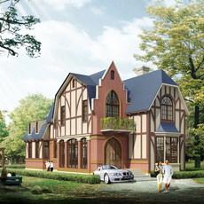 House 004 3D Model
