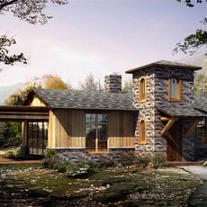 House 003 3D Model