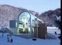 House 008 3D Model