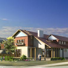 House 009 3D Model