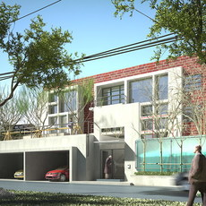 House 024 3D Model
