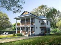 House 011 3D Model