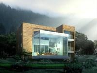 House 013 3D Model