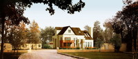 House 015 3D Model
