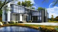 House 031 3D Model