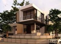 House 035 3D Model