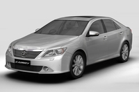 2012 Toyota Camry (Asian) 3D Model