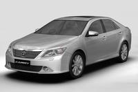 2012 Toyota Camry (Asian) 3D Model
