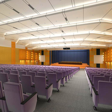 Auditorium room 006 3D Model