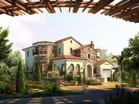 House 045 3D Model