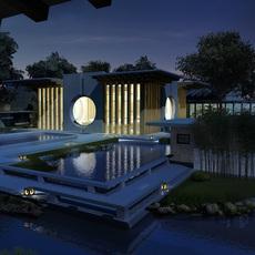 House 046 3D Model