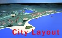 Urban design 005 3D Model