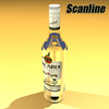 04 34 02 283 bacardi bottle 11 scanline 4