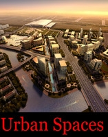 Urban design 068 3D Model