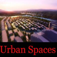 Urban design 071 3D Model