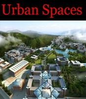 Urban design 073 3D Model