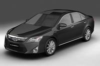 2012 Toyota Camry Hybrid (Asian) 3D Model