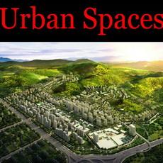 Urban design 075 3D Model