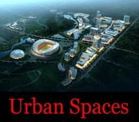 Urban design 076 3D Model