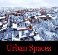 Urban design 078 3D Model