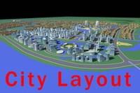 Urban Design 012 3D Model