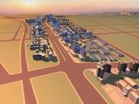 Urban Design 019 3D Model