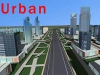 Urban Design 021 3D Model