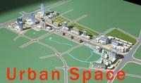 Urban Design 028 3D Model