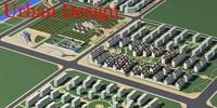 Urban Design 031 3D Model