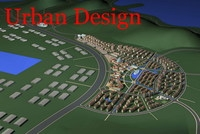 Urban Design 032 3D Model