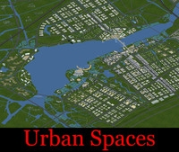 Urban Design 033 3D Model